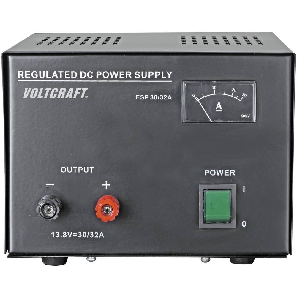 Laboratorijski uređaj za napajanje, fiksni napon VOLTCRAFT FSP-11320 13.8 V/DC 20 A 280 W broj izlaza 1 x