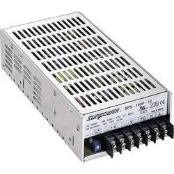AC/DC-nätdel inbyggnad SunPower SPS 150P-24 24 V/DC 6.3 A 150 W