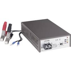 IVT 3- stopenjski polnilnik s konstantnim tokom 900018 3STEP 12V/4,8A za svinčeve akumulatorje