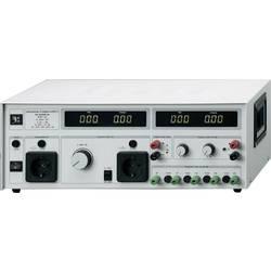 Kalib. ISO-Laboratorijski naponski uređaj, podesivi EA Elektro-Automatik EA-4000B-3 0 - 260 V/AC 3 A 1400 W broj izlaza 4 x