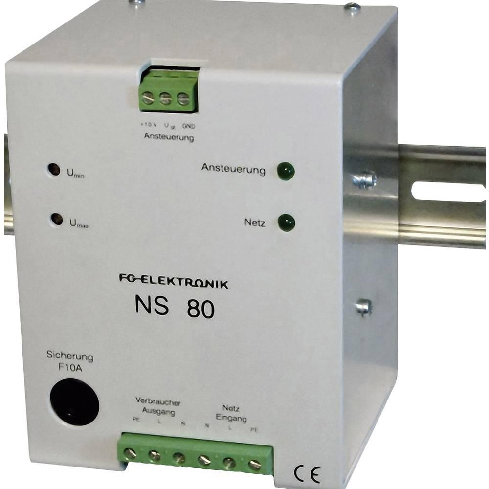 Ugradbeni regulator izmjeničnog napona FG Elektronik NS 80 2200 W