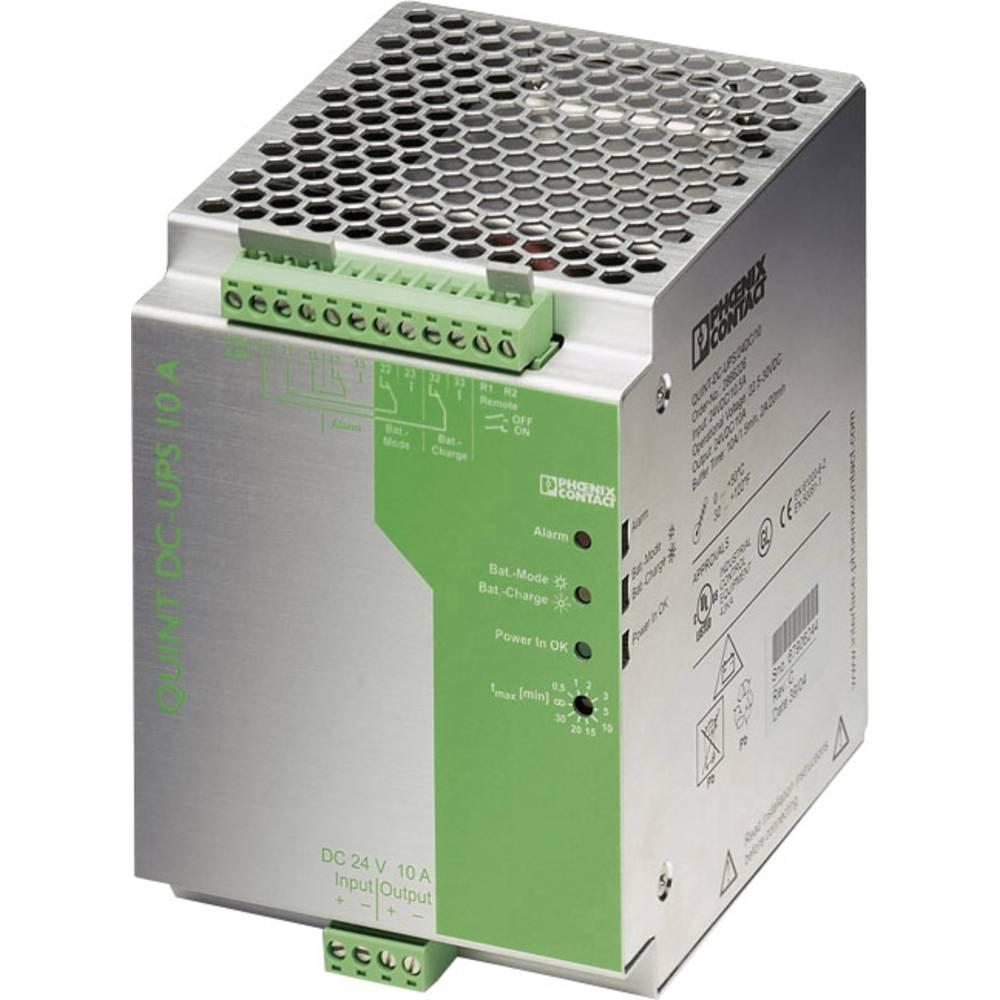 Industrijski UPS uređaj (DIN-letva) Phoenix Contact QUINT-DC-UPS/24DC/10