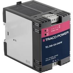 Napajalnik za namestitev na vodila (DIN letev) TracoPower TCL 240-124 28 V/DC 10 A 240 W 1 x
