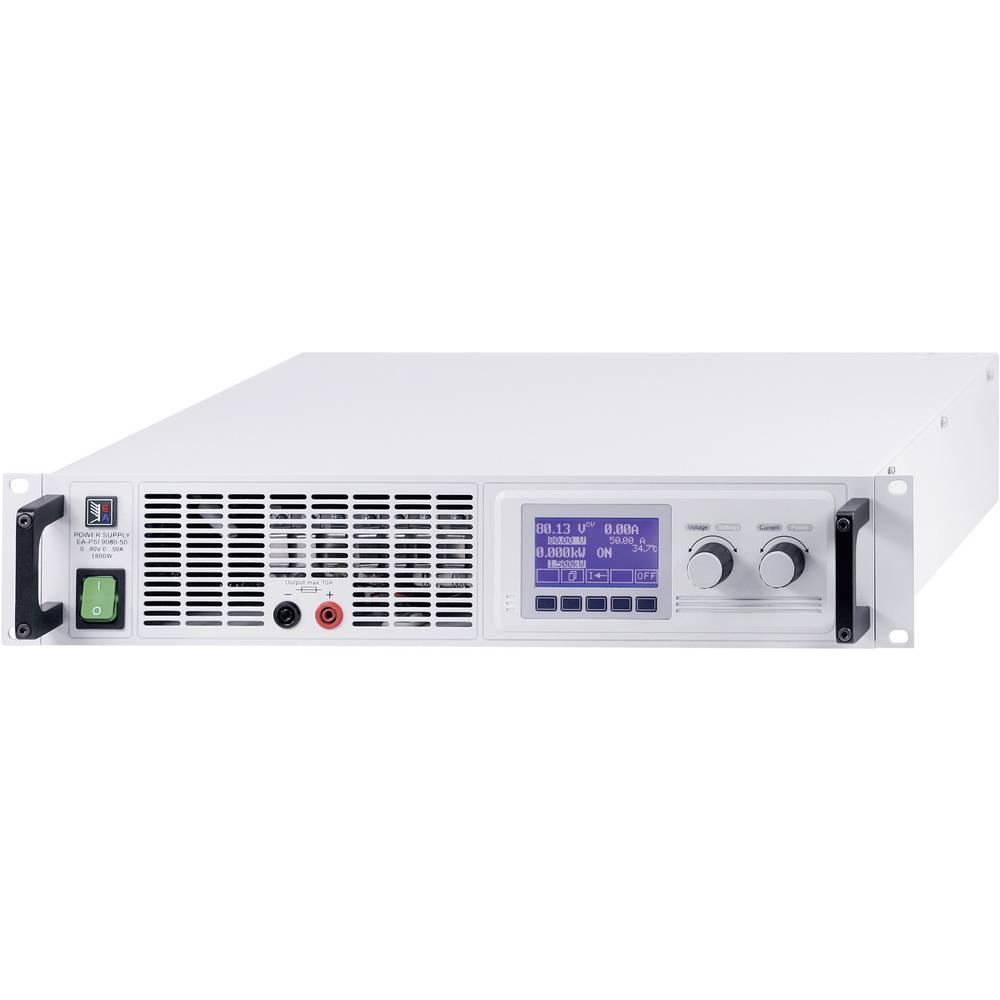Elektroničko opterečenje EA Elektro-Automatik EA-EL 9080-200 80 V/DC 200 A 1500 W