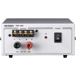 Laboratorijski uređaj za napajanje, fiksni napon VOLTCRAFT FSP 1225 11 - 15 V/DC 25 A 375 W broj izlaza 1 x