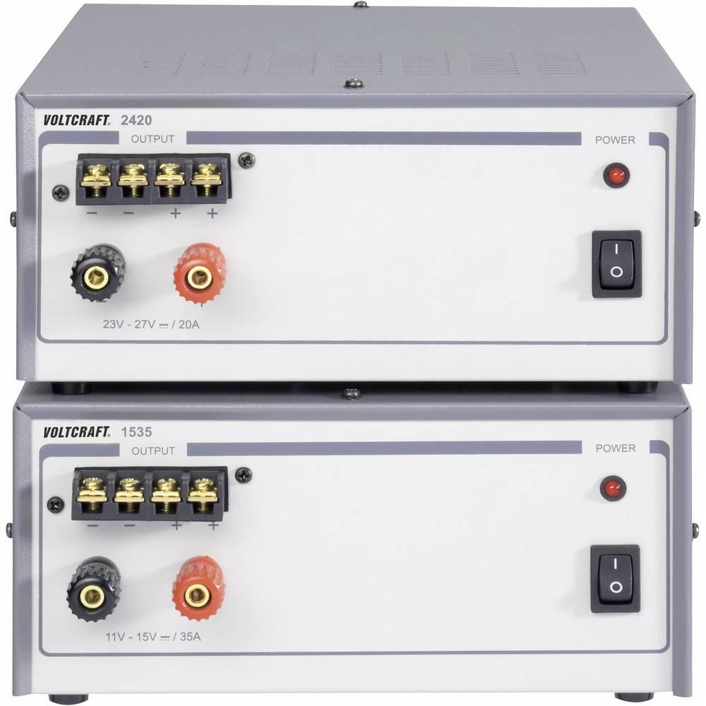 Laboratorijski napajalnik, s stalno napetostjo VOLTCRAFT FSP 1235 11 - 15 V/DC 35 A 525 W število izhodov: 1 x