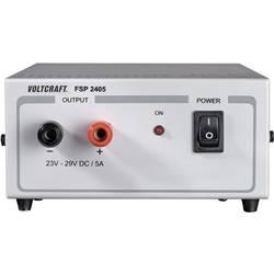 Laboratorijski uređaj za napajanje, fiksni napon VOLTCRAFT FSP 2405 24 - 29 V/DC 5 A 145 W broj izlaza 1 x