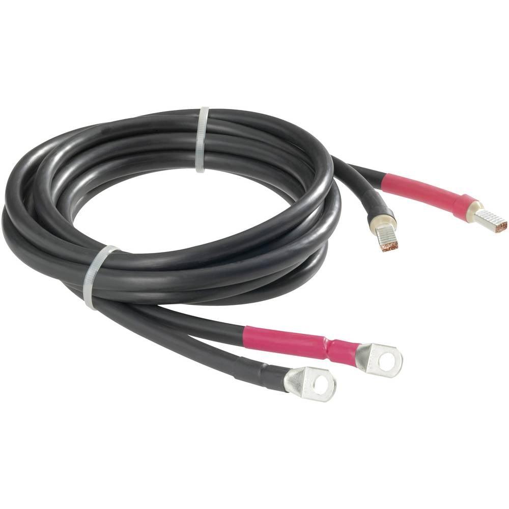 VOLTCRAFT priključni kabel 2 m/25 mm, primeren za SWD-600/12, SWD-1200/24