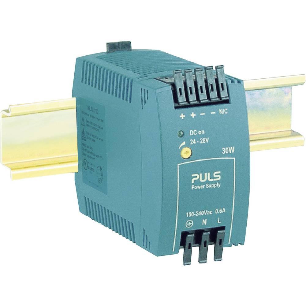 Napajalnik za namestitev na vodila (DIN letev) PULS MiniLine ML70.100 28 V/DC 3 A 72 W 1 x