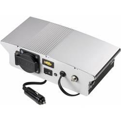 Inverter VOLTCRAFT SW-150 12V 150 W 12 V/DC 12 V/DC Ingen blæser Cigarettænder-stik Jordstik