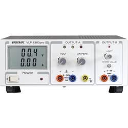 Laboratorijski napajalnik, nastavljiv VOLTCRAFT VLP 1303pro 0 - 30 V/DC 0 - 3 A 102 W število izhodov: 2 x kalibriran po ISO