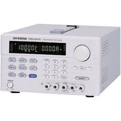 Kal. ISO-Laboratorijski napajalnik, nastavljiv GW Instek PSM-6003 0 - 30 V/DC 0 - 6 A 180 W Remote št. izhodov 2 x