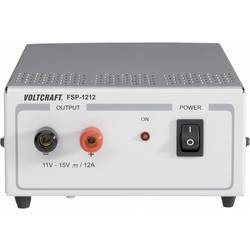 Laboratorijsko napajanje, fiksni napon VOLTCRAFT FSP 1212 11 - 15 V/DC 12 A 180 W Broj izlaza 1 x