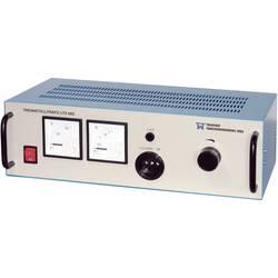 Kal. ISO-Thalheimer LTS 606 Laboratorijski ločilni transformator, nastavljiv 1500 VA 230 V/AC, 2 - 250 V/AC