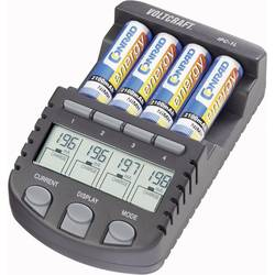 Polnilna naprava za okrogle baterije VOLTCRAFT IPC-1L Micro (AAA), Mignon (AA)