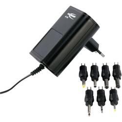 Strujni mrežni adapter, podesivi Ansmann 5111253-510 3 V/DC, 4.5 V/DC, 5 V/DC, 6 V/DC, 7.5 V/DC, 9 V/DC, 12 V/DC 1500 mA
