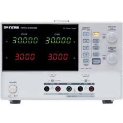 Kalib. ISO-Laboratorijski naponski uređaj, podesivi GW Instek GPD-3303S 0 - 30 V/DC 1 - 3 A 195 W USB, broj izlaza 3 x
