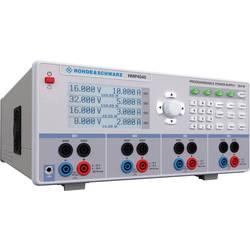 Kal. ISO-Laboratorijski napajalnik, nastavljiv Hameg HMP4040 0 - 32 V/DC 0 - 10 A 384 W USB, RS-232, vmesnik opcijsko, programab