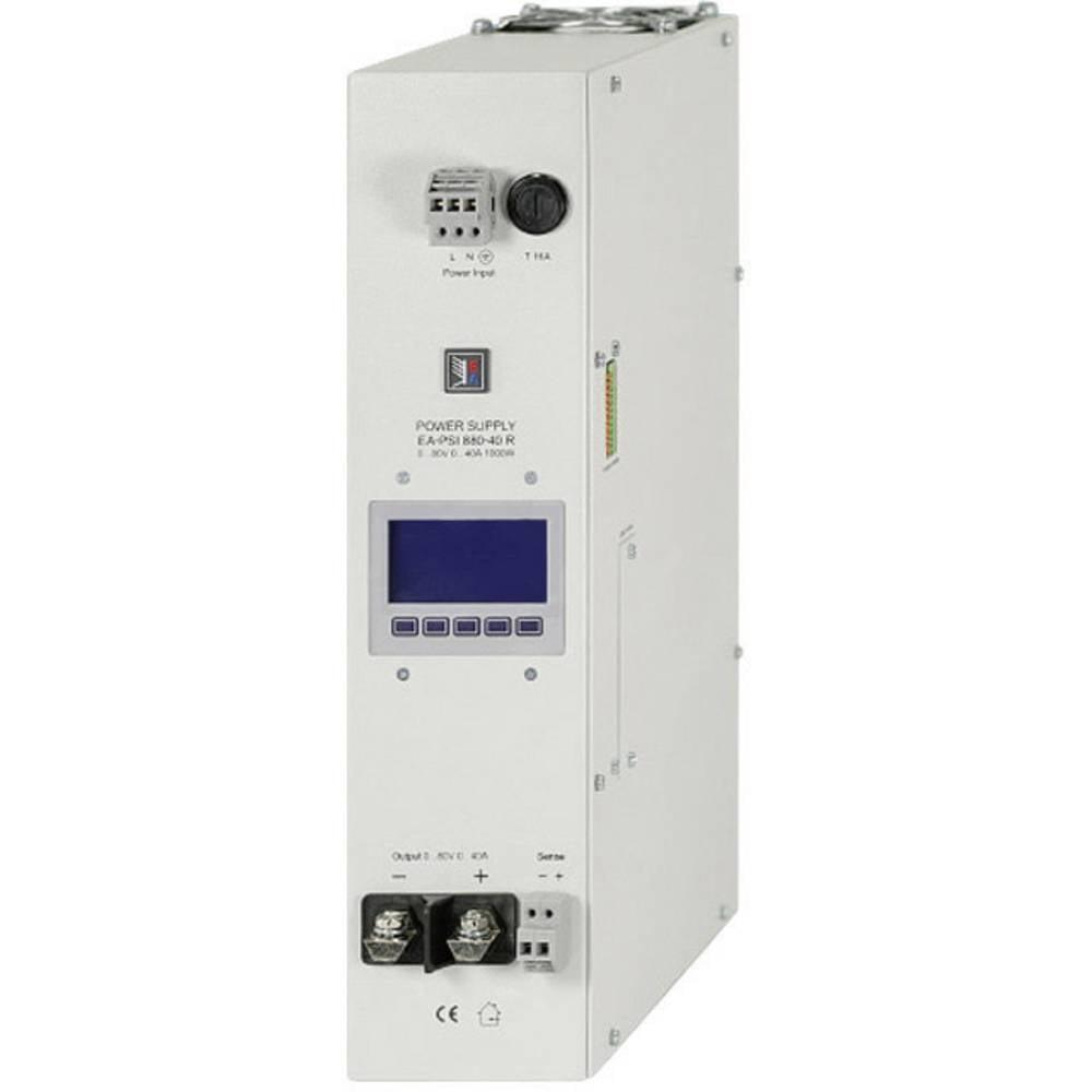 Laboratorijski napajalnik, nastavljiv EA Elektro-Automatik EA-PSI 8360-15R 0 - 360 V/DC 0 - 15 A 1500 W nastavljiv število izhod