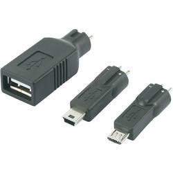 Sats USB-utgångsuttag VOLTCRAFT