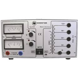Laboratorijski naponski uređaj, podesivi Statron 5340.1 0 - 12 V/AC 3 A 72 W broj izlaza 2 x