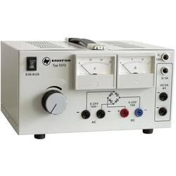 Laboratorijski naponski uređaj, podesivi Statron 5312.1 0 - 25 V/AC 10 A 530 W broj izlaza 3 x