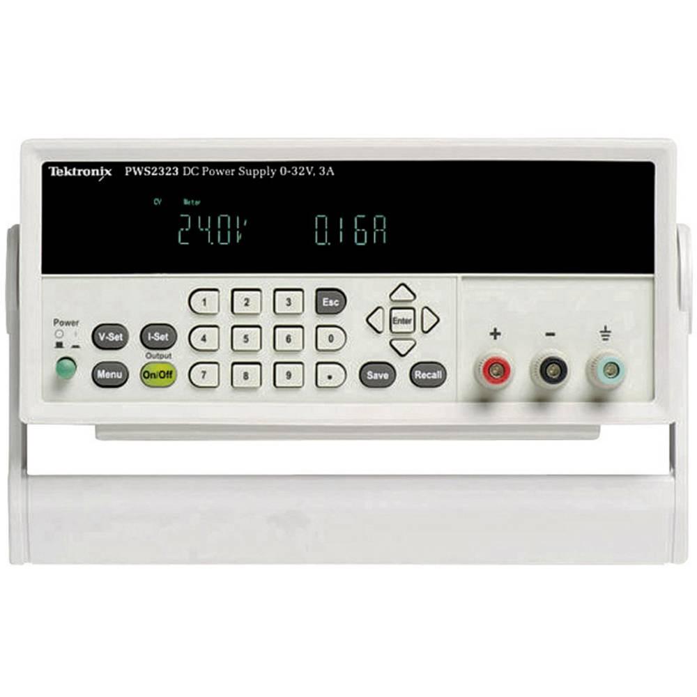 Kal. ISO Laboratorijski napajalnik, nastavljiv Tektronix PWS2185 0 - 18 V/DC 0 - 5 A 90 W število izhodov: 1, kalibracija nareje