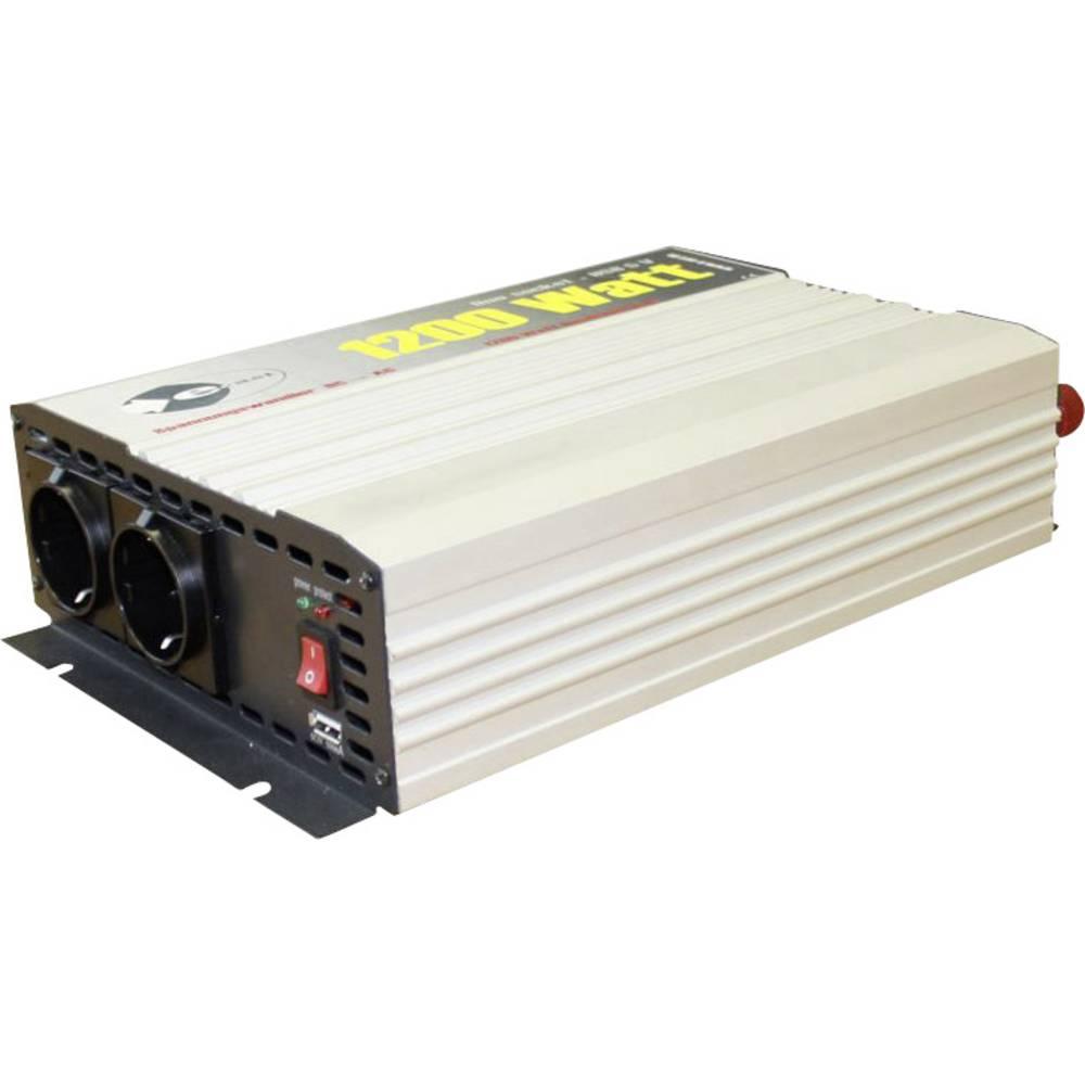 Razsmernik e-ast HPL1200-24 1200 W 24 V/DC 24 V/DC (22 - 28 V) vijačne objemke, varnostna vtičnica, evro vtičnica