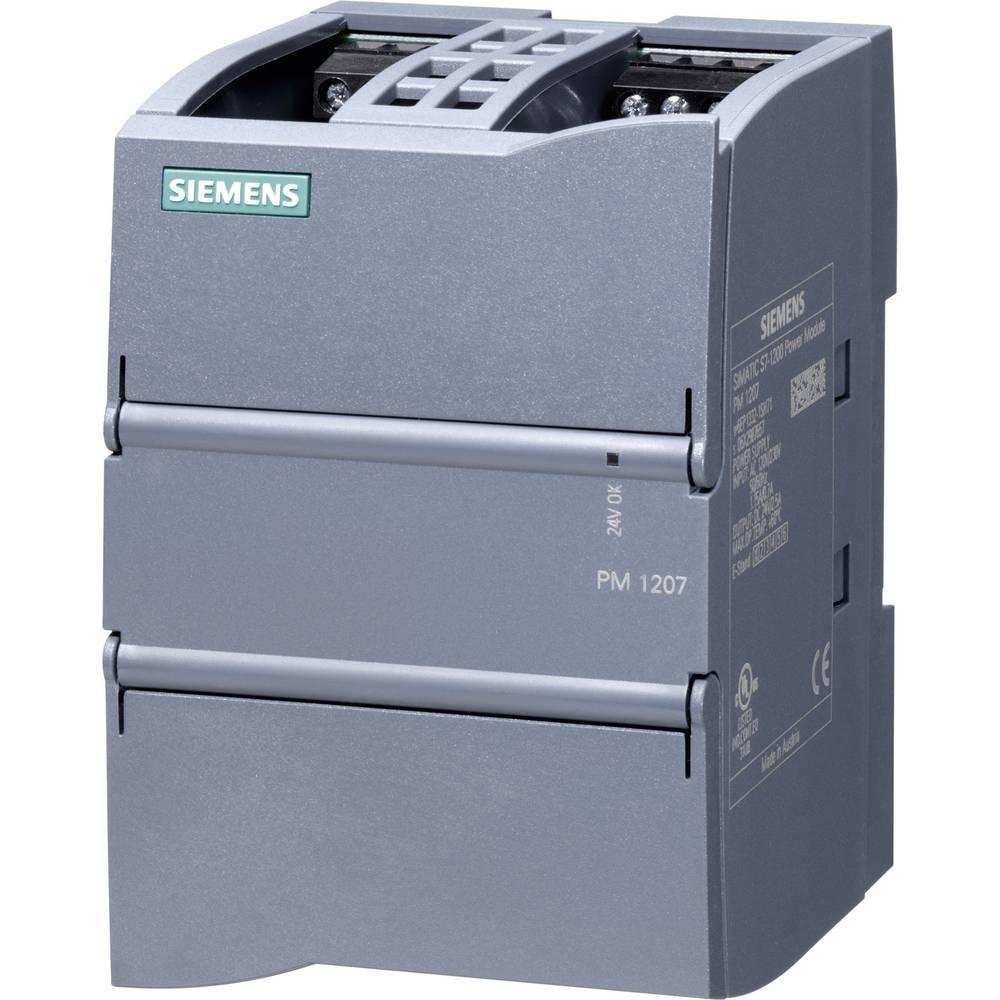 Adapter napajanja za profilne šine (DIN-letva) Siemens SIMATIC PM 1207 24 V/2,5 A 24 V/DC 2.5 A 60 W 2 x
