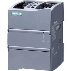 DIN-skena nätaggregat Siemens SIMATIC PM 1207 24 V/2,5 A 24 V/DC 2.5 A 60 W 2 x