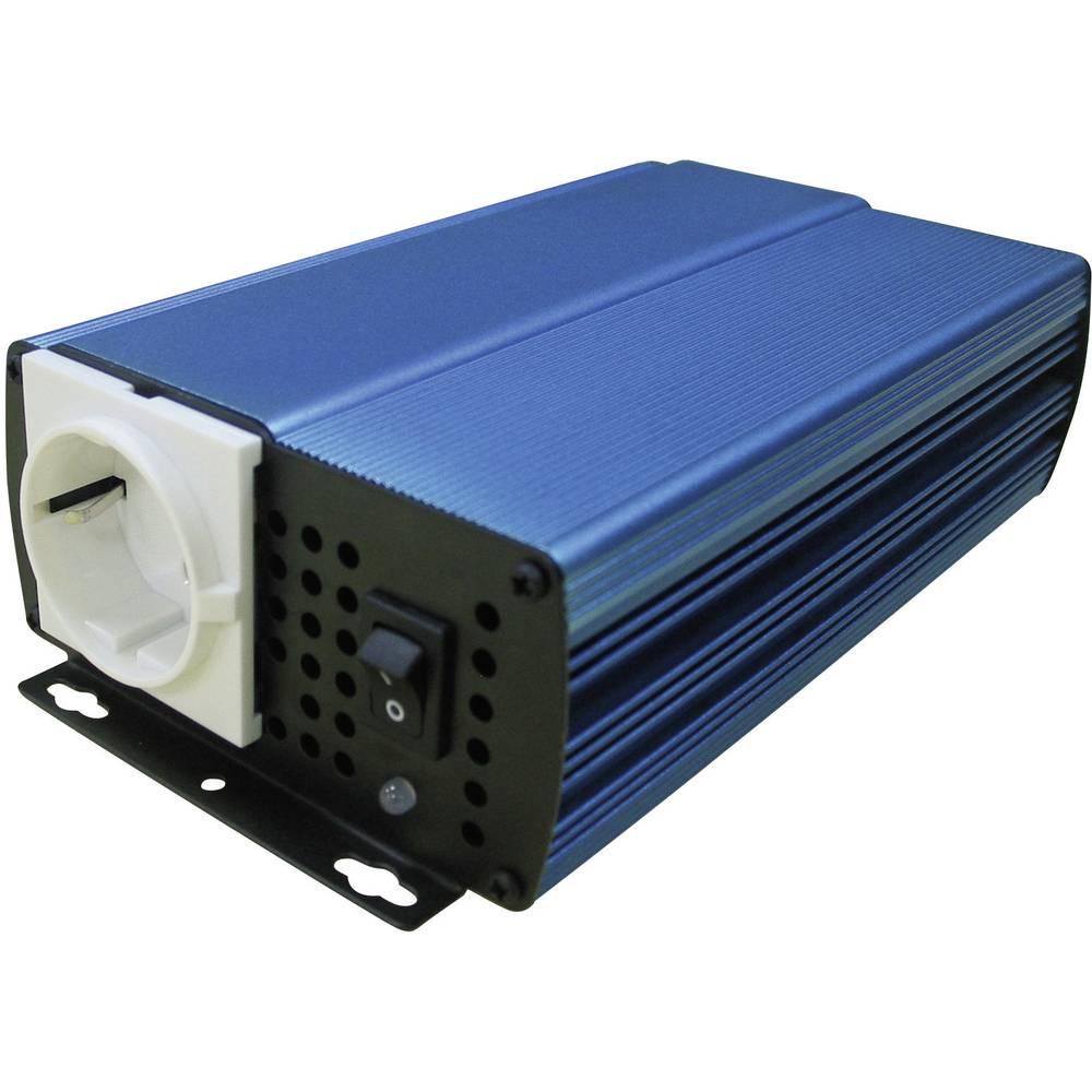 Razsmernik RIP Energy Hiphop pro 2000-12-230 2000 W 12 V/DC 12 V/DC vijačne objemke, varnostna vtičnica