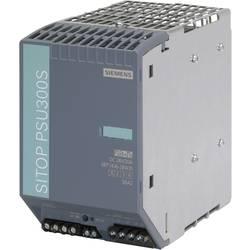 DIN-skena nätaggregat Siemens SITOP PSU300S 24 V/20 A 28 V/DC 20 A 480 W 1 x