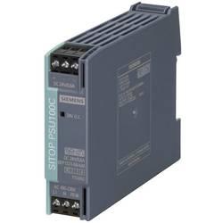 DIN-skena nätaggregat Siemens SITOP PSU100C 24 V/0,6 A 24 V/DC 0.6 A 14 W 1 x