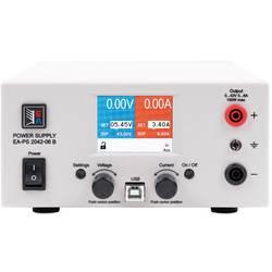 Laboratorijski naponski uređaj, podesivi EA Elektro-Automatik EA-PS 2084-10B 0 - 84 V/DC 0 - 10 A 320 W USB, daljinsko kontrolir
