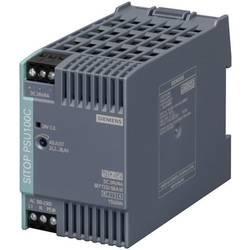 DIN-skena nätaggregat Siemens SITOP PSU100C 24 V/4 A 26.4 V/DC 4 A 96 W 1 x