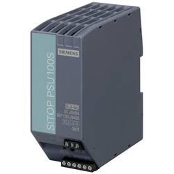 DIN-skena nätaggregat Siemens SITOP PSU100S 24 V/5 A 24 V/DC 5 A 120 W 1 x