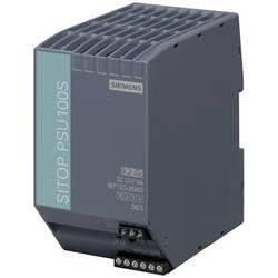 DIN-skena nätaggregat Siemens SITOP PSU100S 12 V/14 A 12 V/DC 14 A 120 W 1 x