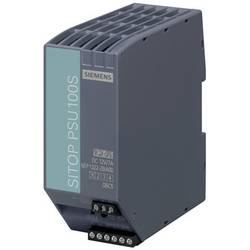 DIN-skena nätaggregat Siemens SITOP PSU100S 12 V/7 A 12 V/DC 7 A 80 W 1 x