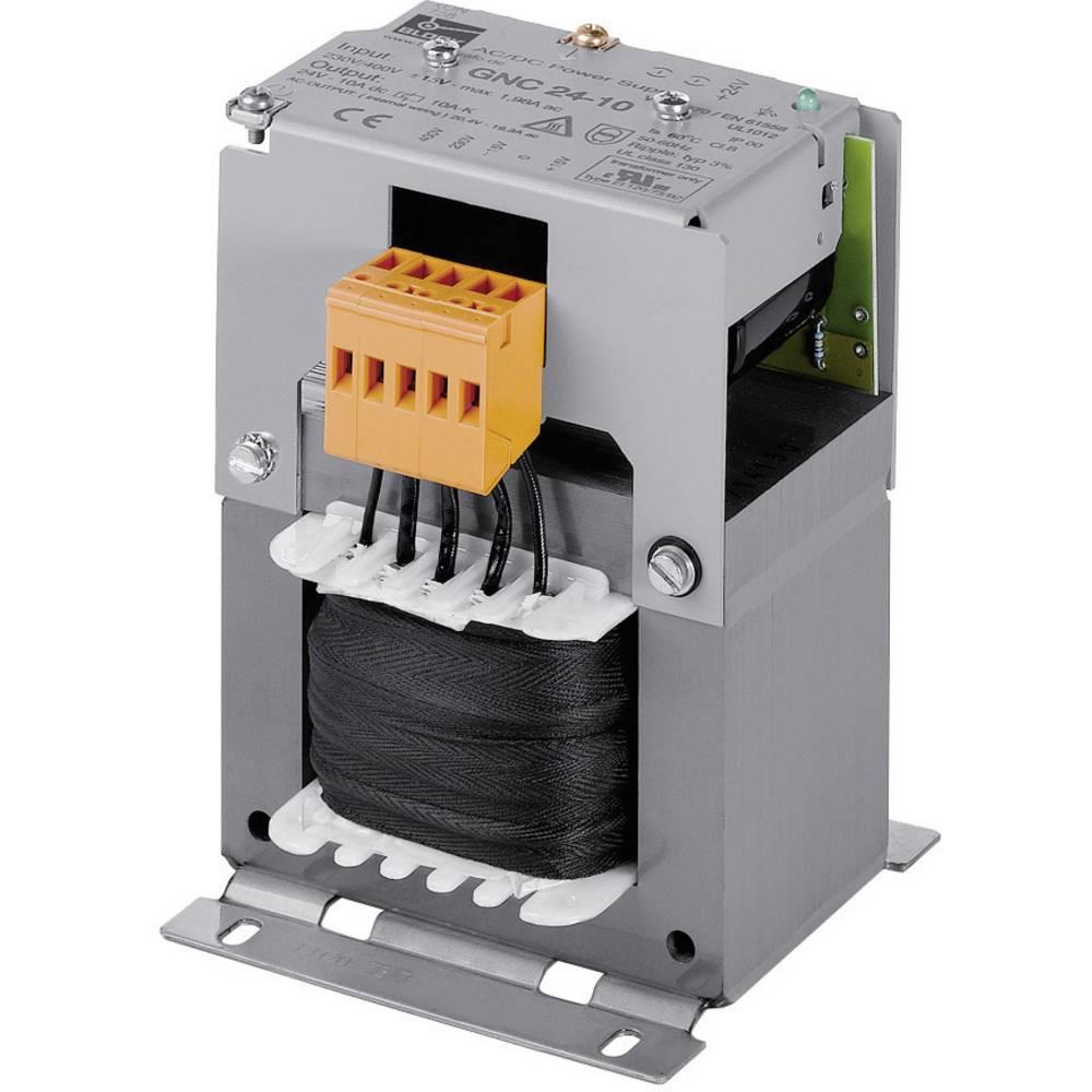 AC/DC Vgradni napajalnik Block GNC 24-10 24 V/DC 10 A 240 W