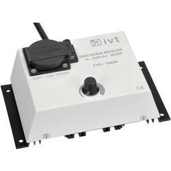 IVT DR-2000 Ročni regulator izmenične napetosti, regulator hitrosti 2000 W