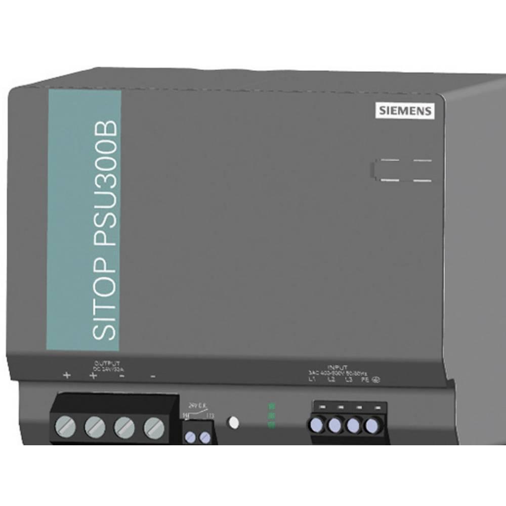 DIN-skena nätaggregat Siemens SITOP PSU300B 24 V/30 A 28.8 V/DC 30 A 960 W 1 x