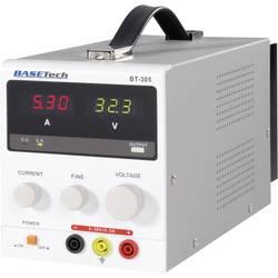 Laboratorijski naponski uređaj, podesivi Basetech BT-305 0 - 30 V/DC 0 - 5 A 150 W broj izlaza 1 x