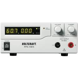 Laboratorijski napajalnik, nastavljiv VOLTCRAFT PPS-11815 1 - 60 V/DC 0 - 5 A 300 W USB, daljinsko vodenje z možnostjo programir