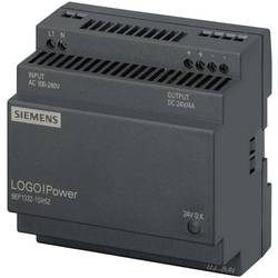 DIN-skena nätaggregat Siemens LOGO!Power 24 V/1,3 A 26.4 V/DC 1.3 A 30 W 1 x