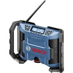 FM Byggradio Bosch Professional GML 10,8 V-LI Blå, Svart