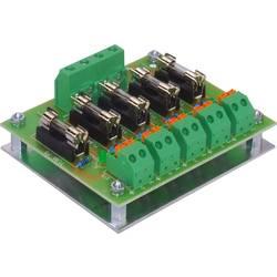 FG Elektronik UVK 5-TS LED-skinne sikringsfordeler 5-dobbelt sikret 0 - 40 V/DC / 5 A