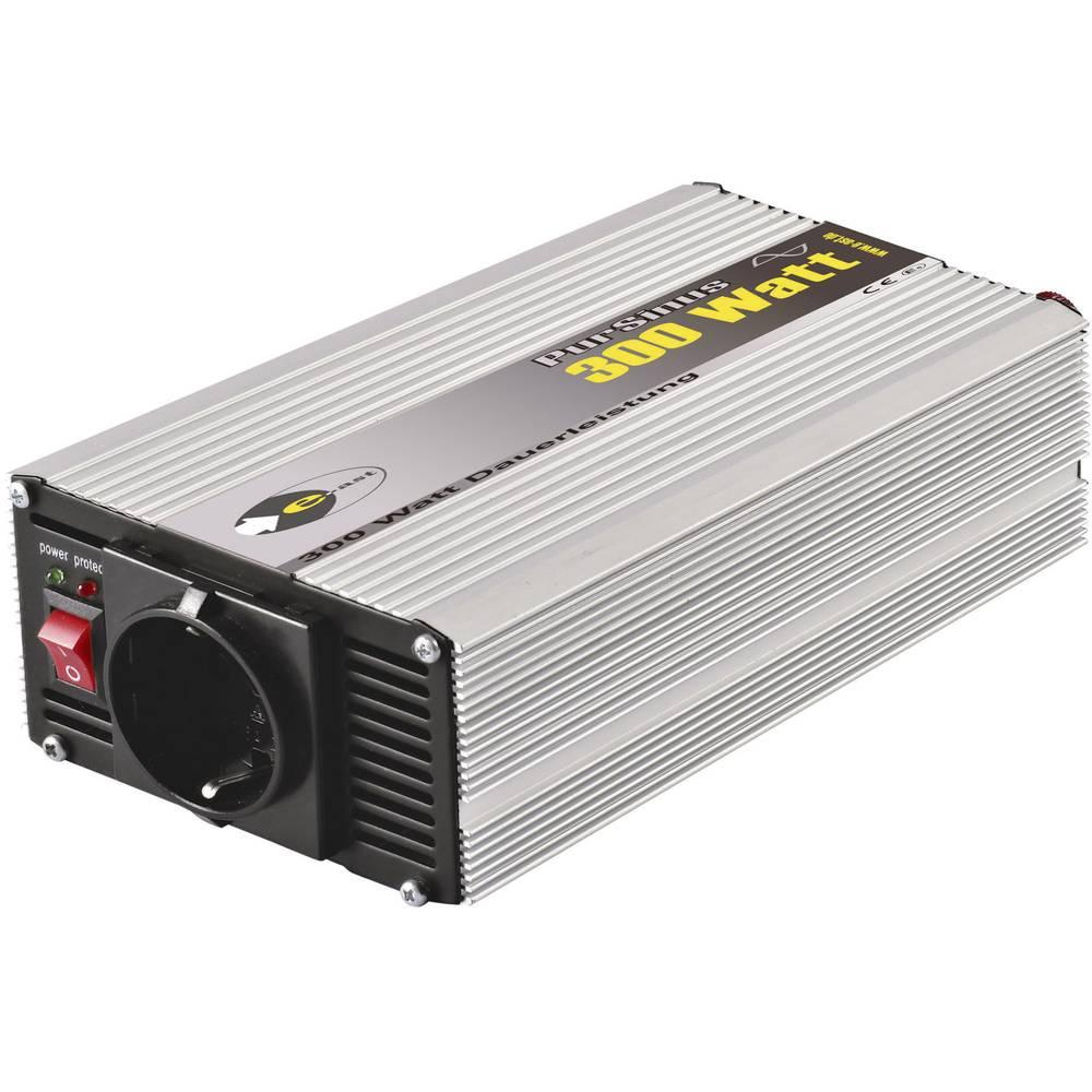 Razsmernik e-ast CLS 300-12 300 W 12 V/DC 12 V/DC (11 - 15 V) vijačne objemke, varnostna vtičnica