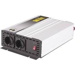 Razsmernik e-ast HighPowerSinus HPLS 1500-12 1500 W 12 V/DC 12 V/DC (11 - 15 V) vijačne objemke, varnostna vtičnica