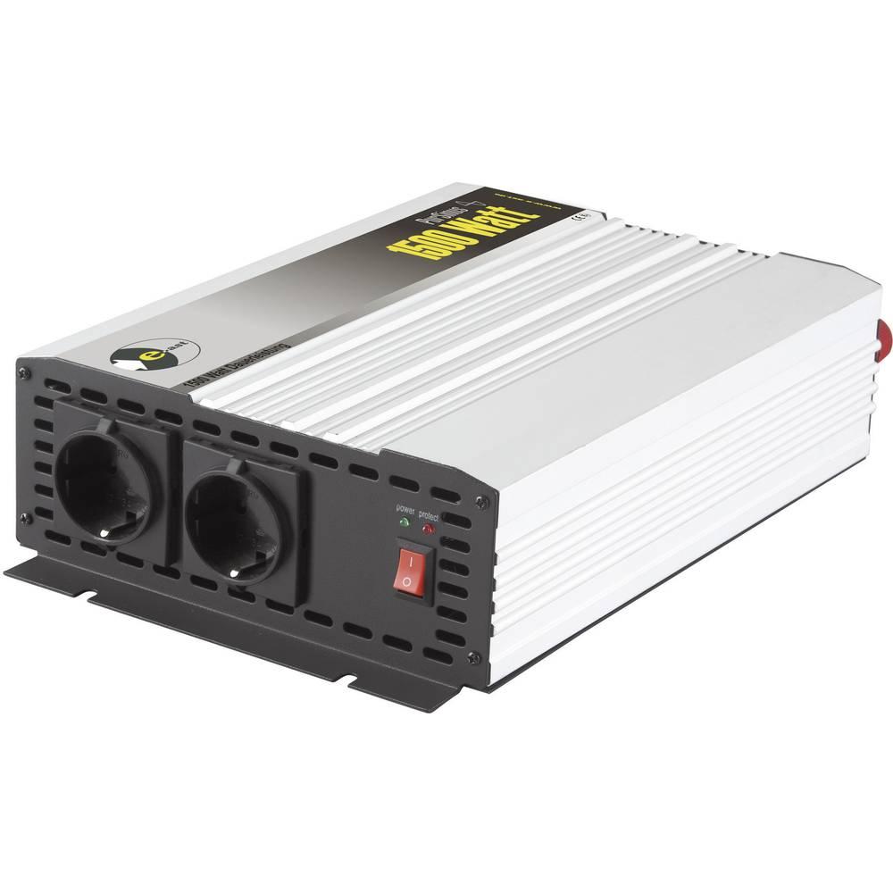Inverter e-ast HighPowerSinus HPLS 1500-24 1500 W 24 V/DC 24 V/DC (22-28 V) Skrueklemmer