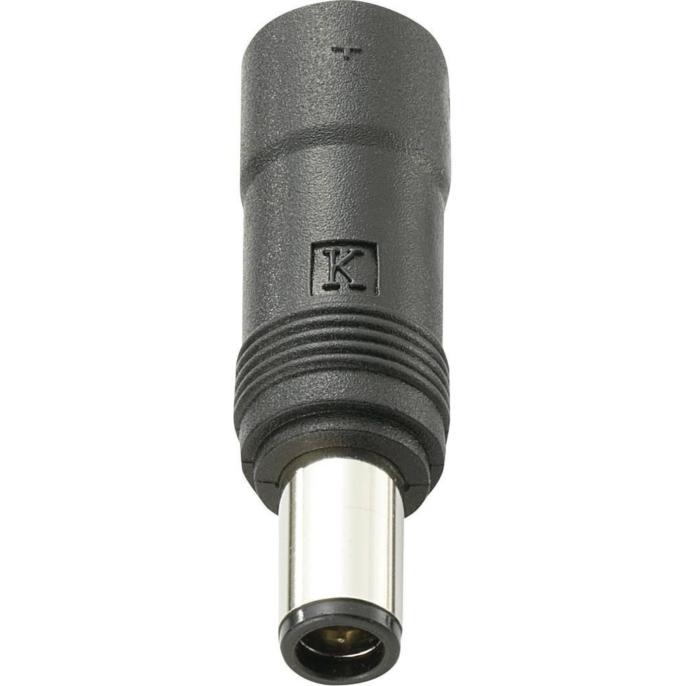 VOLTCRAFT DO-506 dodatni vtič za Dell prenosnike, primeren za SMP-90 USB, SMP-150, SMP-120/24, SMP-125 USB, NPS-125 USB, NPS-150